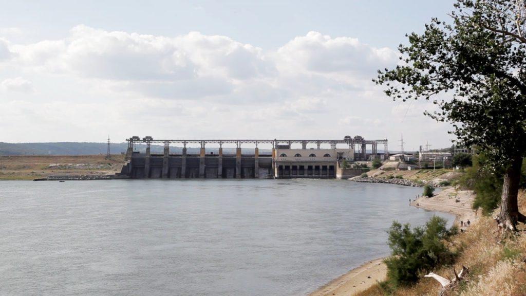 Дубоссарская ГЭС, г.Дубоссары