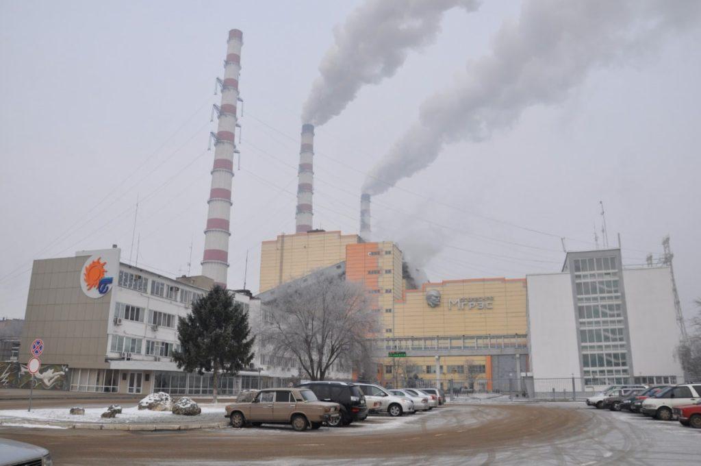 Молдавская ГРЭС, г. Днестровск