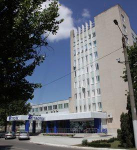 Tirotex - хлопчато-бумажный комбинат в Тирасполе (Приднестровье)