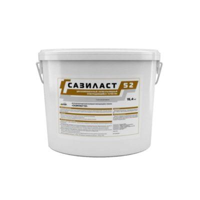 Сазиласт 52 — герметик для швов