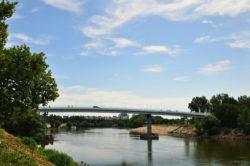 Тирасполь. Мост через Днестр.